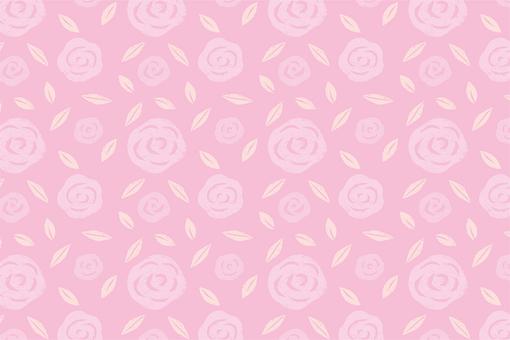 꽃 바탕 무늬