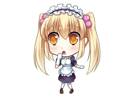 Maid 6 (open)
