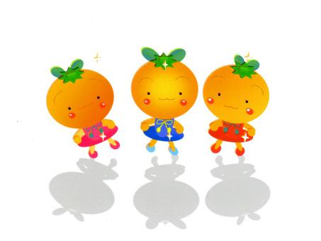 Mikan three sisters ②