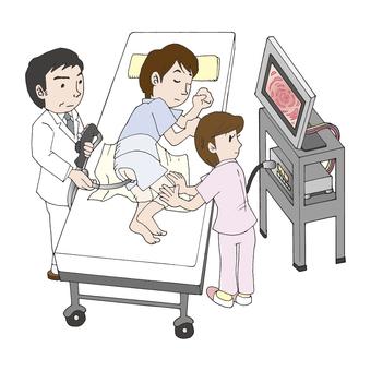Colorectal examination