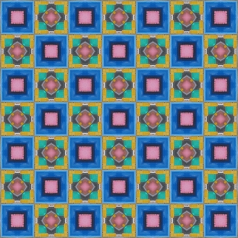Flashy square