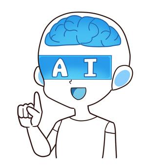 人工智能和AI點