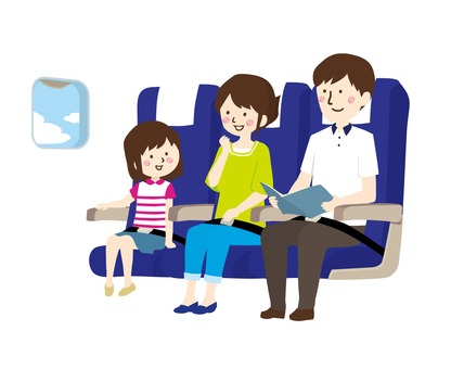 Flight family summer clothes