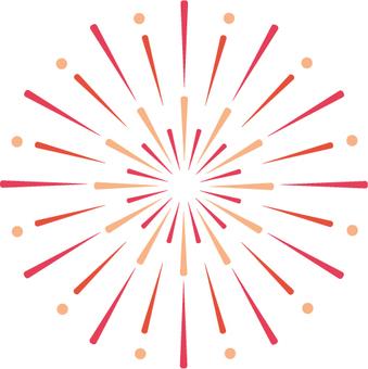 Fireworks Pink Murasaki