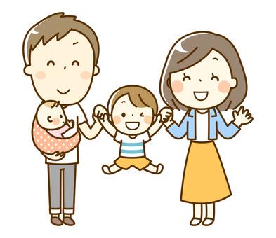 가족 _4 명 가족