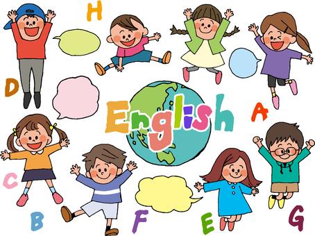 Children english