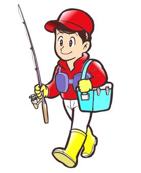 Fisherman high quality version