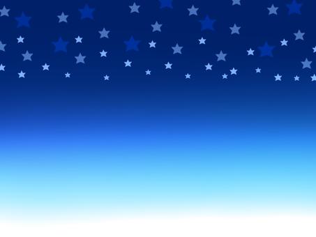블루의 밤하늘