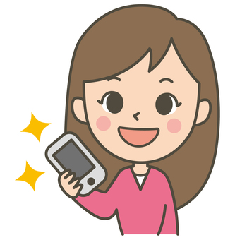 Make a phone call (female)