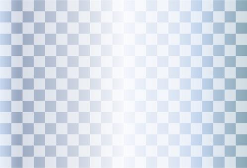 藍色的網格模式