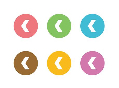 Pastel icon left