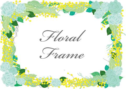 Mimosa frame