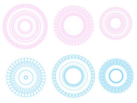 Lace Round