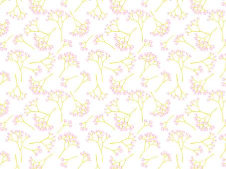 Blurred grass pattern
