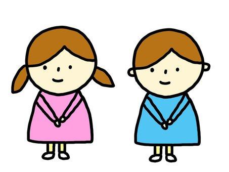 유치원 보육원 아이