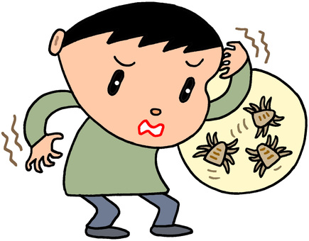 Dyspnea · Mite allergy