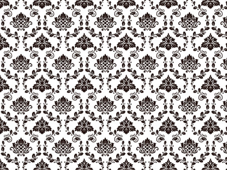 Damascene pattern mono