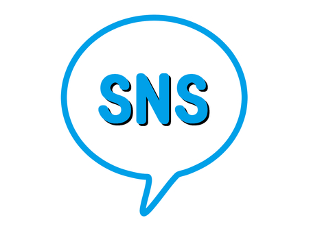 SNS mark