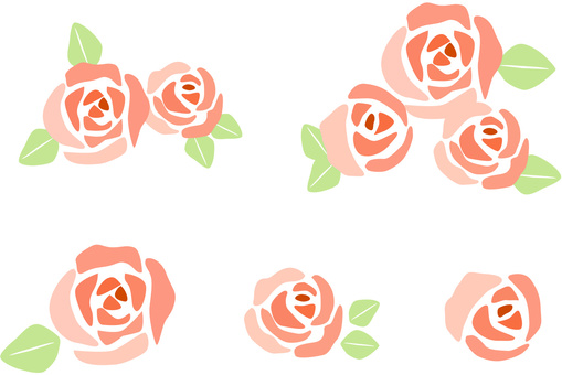 Rose one point