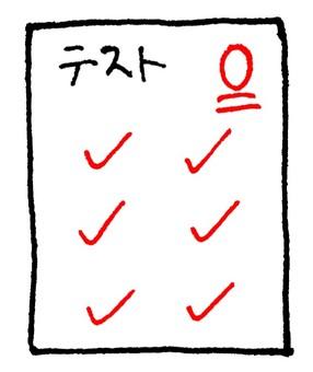 0 point test