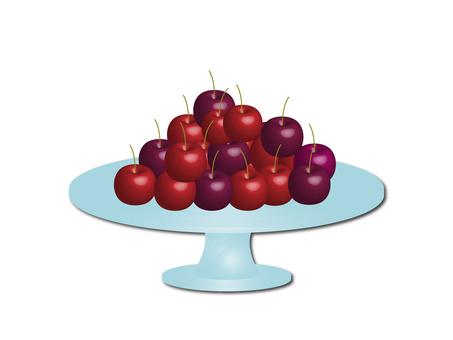 Cherry Material