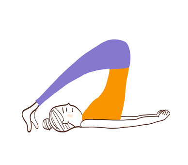 Yoga woman 02