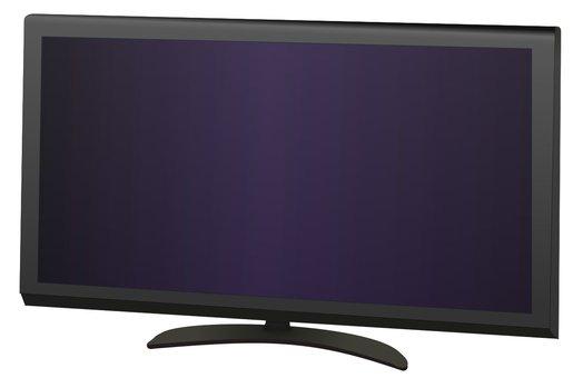 TV / display (black)