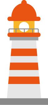 Lighthouse Orange