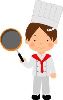 Cooker / Type I / uta