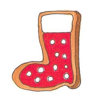 Christmas cookie 3
