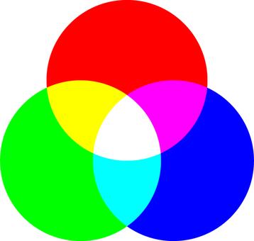 3 원색 _RGB