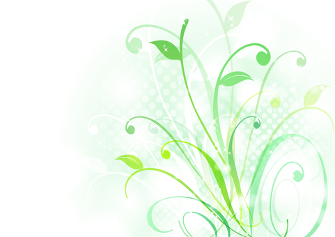 Fresh green material 35