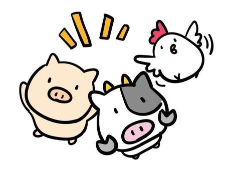Livestock 3 brothers −2