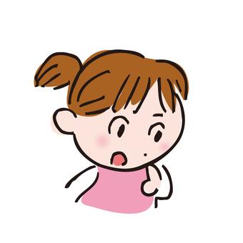 견학 여자 8