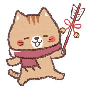 Hatsumei貓