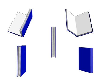Book_ blue