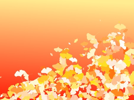Autumn leaves and sky 10
