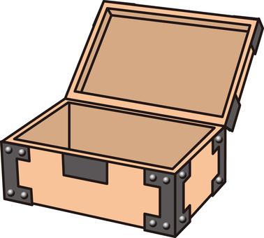 A thousand-inch box