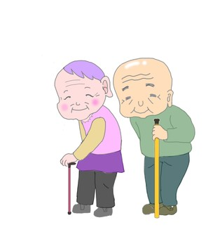 Old couple 2