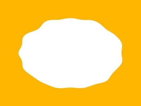 フレーム 枠 カラー  丸型