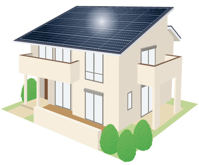 Photovoltaic house 3