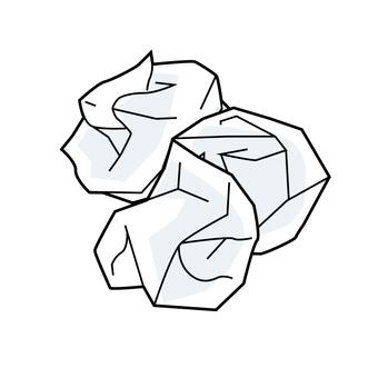 Rolled tissue