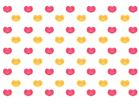 Wallpaper, Heart filled