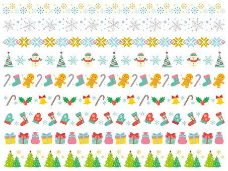 Christmas line ♡ No.2