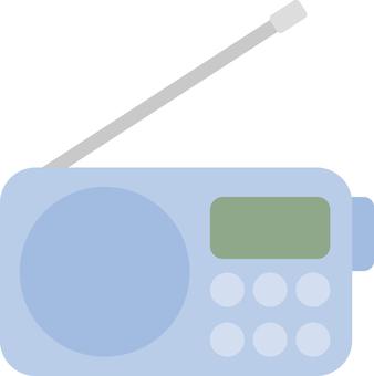 간단한 라디오