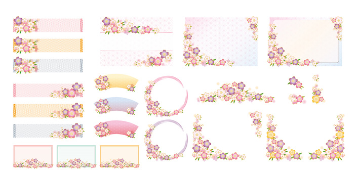 Sakura Sakura Set 17-01