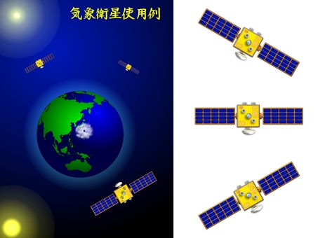 Artificial satellite N1000