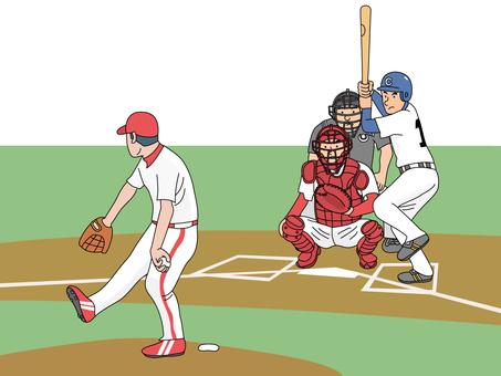 Baseball live broadcast 2
