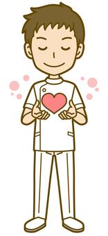 男(護士):A_ Heart 02 FS