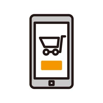 在線購物智能手機